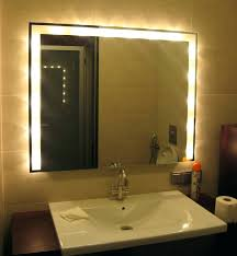 Vanity Light Bar Ikea by Vanity Table With Lights Around Mirror Decorative Desk Decoration