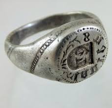 sale silver rings images Late medieval silver ring jpg