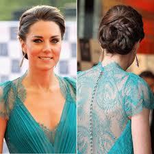 Hochsteckfrisurenen Toupiert by Kate Middleton Hochsteckfrisur Bilder Madame De