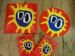 Primal Sign Win Signed Screamadelica Swagnificnce Sony Legacy We Are Sony Legacy
