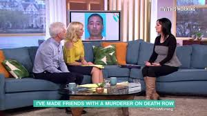 how to write a paper whitesides death row prisoner pen pal reveals unexpected details of her death row prisoner pen pal reveals unexpected details of her letters to criminal who murdered his ex girlfriend s dad mirror online