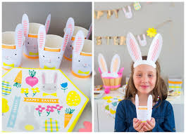 meri meri rabbit easter lemon cookies and lemon loaf with land of nod s 74