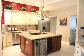kitchen island with wine rack articles with kitchen island with wine rack on side tag kitchen