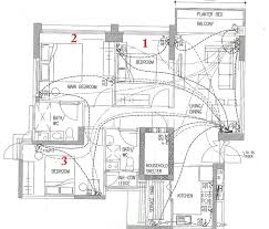 electrical wiring diagram for a house images diagram design ideas