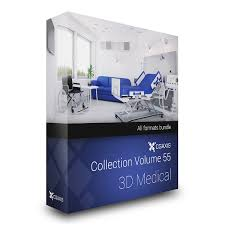 3d Medical Software 3d Medical Cgaxis Models Volume 55 Cgaxis Comcgaxis 3d Models