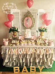 Kara s Party Ideas Vintage Baby Doll Baby Shower