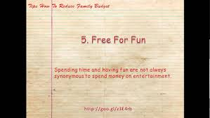 how to create a realistic household budget money matters how to reduce family budget household budget manual youtube