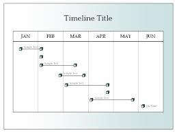 Excel Timeline Templates Timelines Office Com