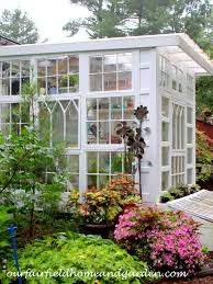 building a repurposed windows greenhouse our fairfield home u0026 garden