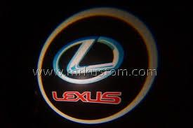 lexus symbol lexus premium oem car door led projector ghost light