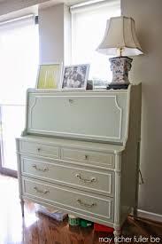 Repurposed Secretary Desk Loving What You U0027ve Got