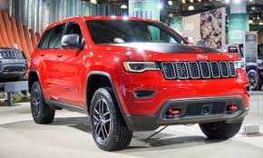 2016 jeep grand cherokee trailhawk 2018 jeep cherokee trailhawk news reviews msrp ratings with