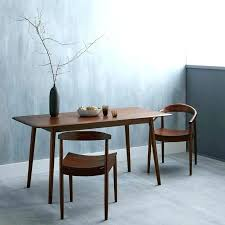 mid century dining table and chairs mid century modern dining room table vintage sets fresh chair set