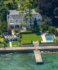 luxury home builders oakville magnificent lakefront property 15 ennisclare oakville