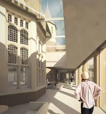Row Home Design News by University Of Edinburgh Launches Student Centre Consultation