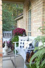 Fall Patio Fall Porch Decor And Refresh