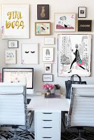 Home Offices Ideas Best 25 Chic Office Decor Ideas On Pinterest Gold Office Gold