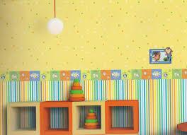 tapete für kinderzimmer tapete kinderzimmer tapeten 318271 sternchen gelb 4 68