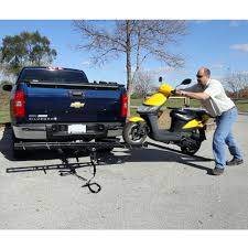 scooter moped and dirt bike hitch carrier mx 600x discount ramps