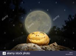spooky haloween pictures spooky halloween scary pumpkin jack o lantern with a smile in moon
