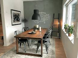 long thin dining table long narrow kitchen table long skinny dining table room narrow
