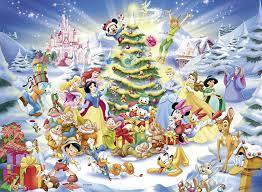 thanksgiving jigsaw puzzle amazon com ravensburger kids disney christmas eve jigsaw puzzle