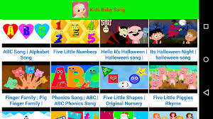 kids baby songs android apps on google play