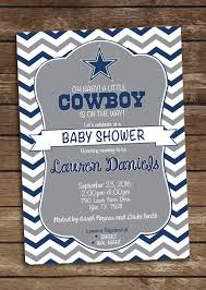 football themed baby shower dallas cowboys baby shower invitations marialonghi