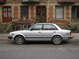 nissan stanza wagon slammed the street peep 1983 honda civic sedan