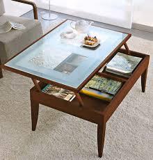 furniture elegant coffee tables ideas black rectangular modern