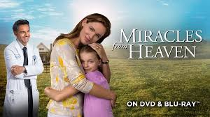 Miracle In Heaven Miracles From Heaven Home