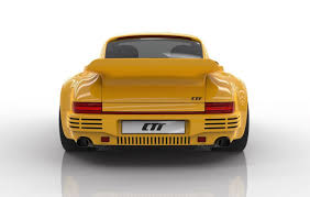 porsche ruf yellowbird ruf reinvents the ctr yellowbird with 2017 ctr performancedrive