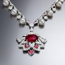 necklace ruby images Festa cuore di roma mozambique ruby necklace bulgari the jpg
