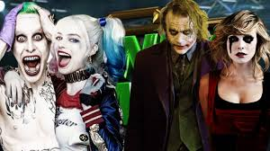 Joker And Harley Quinn Halloween Costumes by Wwe 2k16 Joker W Harley Quinn 2016 Vs Joker W Harley Quinn 2013