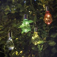 Hanging Light Decorations Hanging Solar Lights Ebay