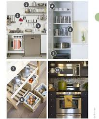 Small Kitchen Organization Ideas How To Find More Space In The Kitchen Apartment Kitchen Tiny