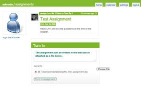 edmodo problems assignment turn in grading system launched
