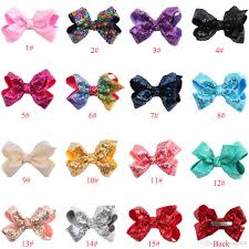 bows for rainbow jojo bows for mix colors hair bows for children 2018