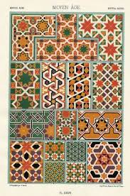 jones owen from the grammar of ornament mediæval ornament