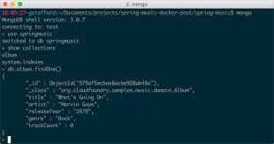 docker compose l stack build and deploy a java web application with docker and semaphore