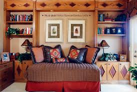 African Themed Bedrooms Guest Bedroom In African Decorating Style