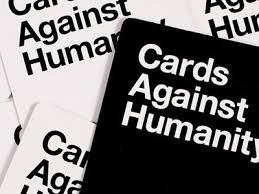 cards against humanity stores cards against humanity party strand book store inc events