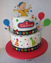 birthday cakes images contemporary caillou birthday cakes toppers