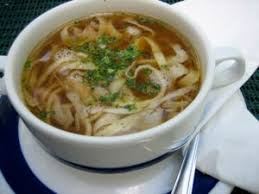 cuisine autrichienne frittatensupe soupe autrichienne cestdivin