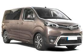 van toyota toyota proace verso mpv review carbuyer