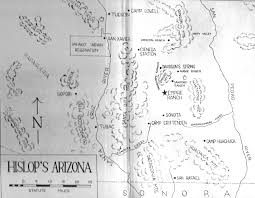 Tucson Arizona Map by The Search For The Right Ranch July 14 August 22 1876 Empire