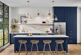 most popular sherwin williams kitchen cabinet colors sherwin williams naval is 2020 color of the year