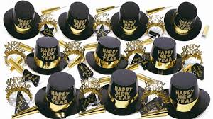 nye party kits new years party favors cepagolf