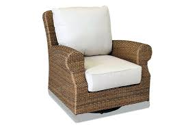 Outdoor Wicker Swivel Chair Outdoor Swivel Rocking Chairs Swivel Rocking Chair With Cushions