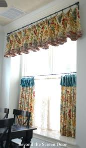 Valances For Kitchen Windows Ideas Amazon Us Curtains Amazing Fine Kitchen And Valances Best With